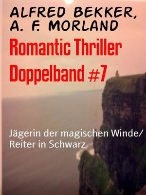 cover image of Romantic Thriller Doppelband #7