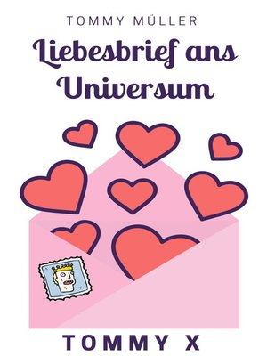cover image of Liebesbrief ans Universum