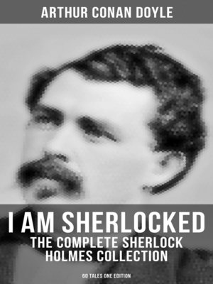cover image of I AM SHERLOCKED