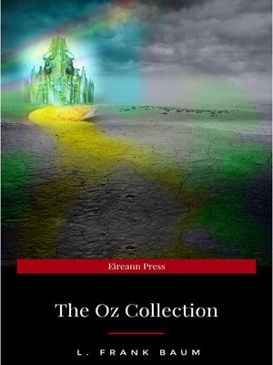 cover image of Oz (All 15 Books, Ultimate Collection)
