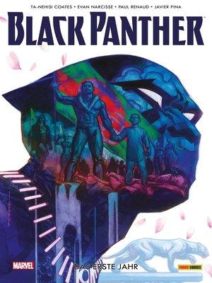 cover image of Black Panther--Das erste Jahr