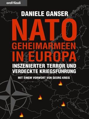 cover image of Nato-Geheimarmeen in Europa