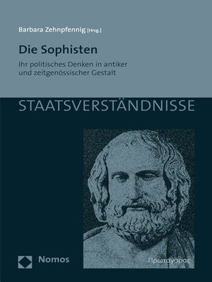cover image of Die Sophisten