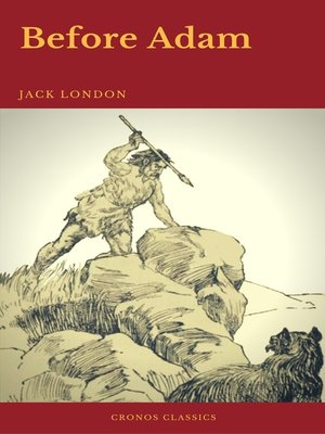 cover image of Before Adam (Cronos Classics)