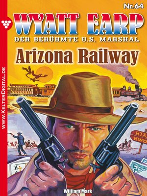 cover image of Wyatt Earp 64 – Western