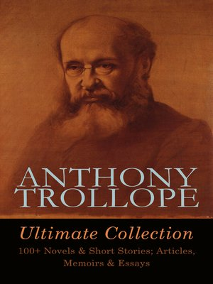cover image of ANTHONY TROLLOPE Ultimate Collection