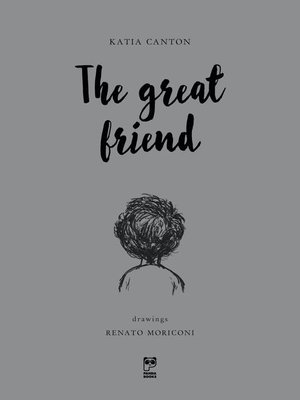 cover image of The great friend