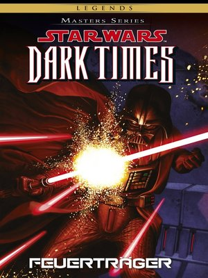 cover image of Star Wars Masters, Band 14--Dark Times--Feuertraeger