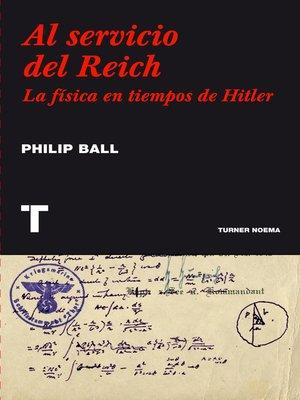 cover image of Al servicio del Reich