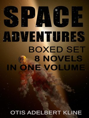 cover image of Space Adventures Boxed Set – 8 Novels in One Volume
