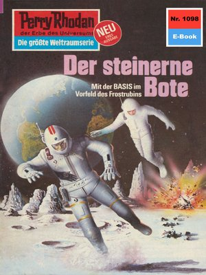 cover image of Perry Rhodan 1098