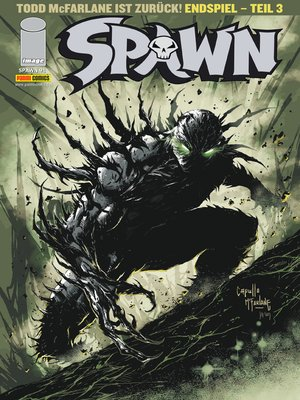 cover image of Spawn, Band 91