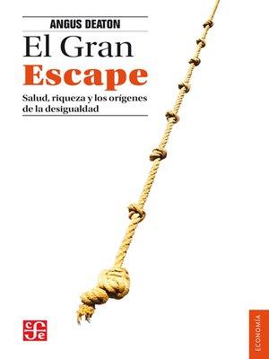 cover image of El Gran Escape