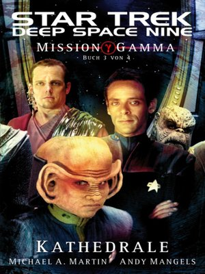 cover image of Star Trek--Deep Space Nine 8.07