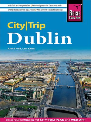 cover image of Reise Know-How CityTrip Dublin
