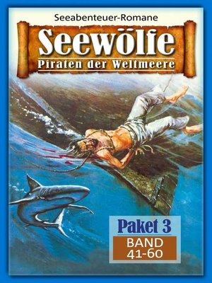cover image of Seewölfe Paket 3