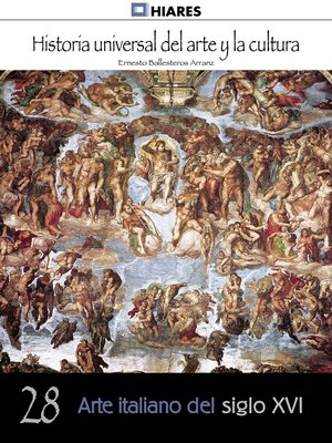 cover image of Arte italiano del siglo XVI