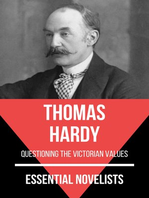 cover image of Essential Novelists--Thomas Hardy