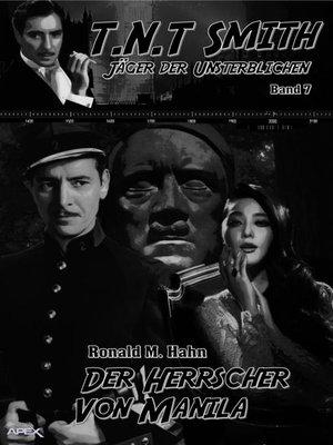 cover image of DER HERRSCHER VON MANILA