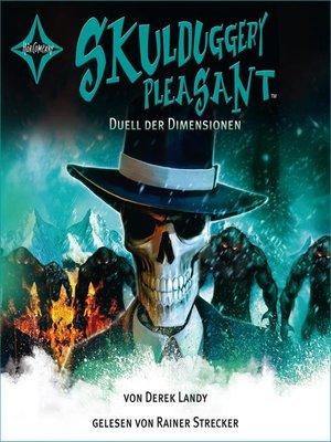 cover image of Skulduggery Pleasant, Folge 7