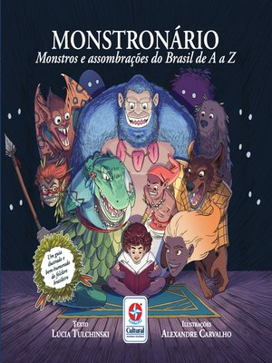 cover image of Monstronário