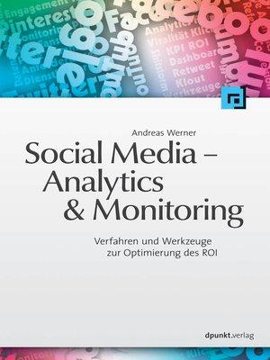 cover image of Social Media--Analytics & Monitoring