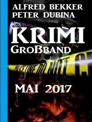 cover image of Krimi Großband Mai 2017