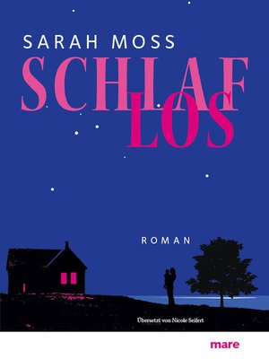 cover image of Schlaflos