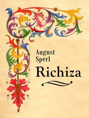 cover image of Richiza