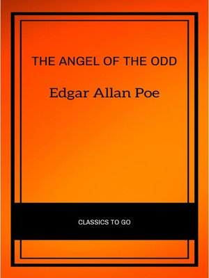 cover image of The Angel of the Odd