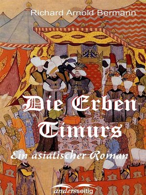 cover image of Die Erben Timurs