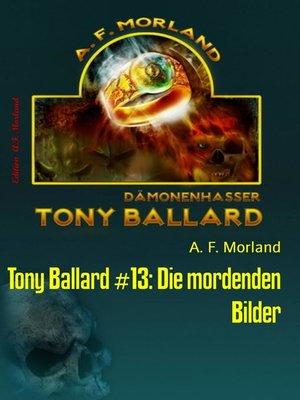 cover image of Tony Ballard #13