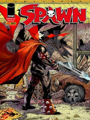 cover image of Spawn, Band 107