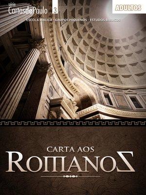cover image of Carta aos Romanos--Aluno