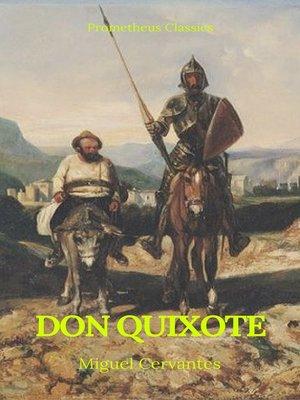 cover image of Don Quixote (Prometheus Classics)