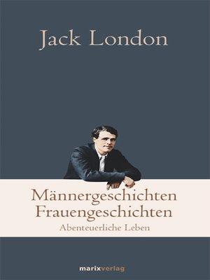 cover image of Männergeschichten, Frauengeschichten