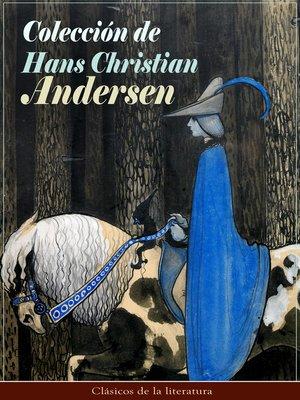 cover image of Colección de Hans Christian Andersen