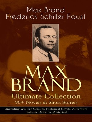 cover image of Max Brand Ultimate Collection
