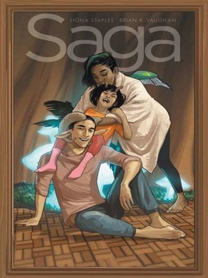 cover image of Saga 9