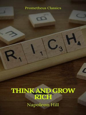 cover image of Think and Grow Rich (Prometheus Classics)