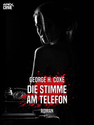 cover image of DIE STIMME AM TELEFON