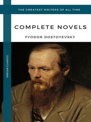 cover image of Dostoyevsky, Fyodor