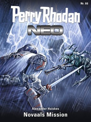 cover image of Perry Rhodan Neo 66