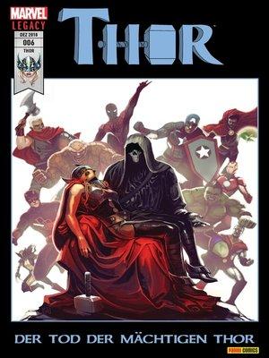 cover image of Thor 6--Der Tod der mächtigen Thor