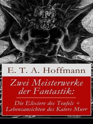 cover image of Zwei Meisterwerke der Fantastik