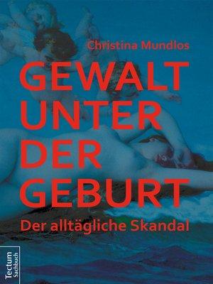 cover image of Gewalt unter der Geburt