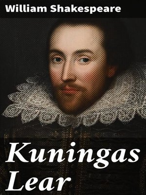 cover image of Kuningas Lear