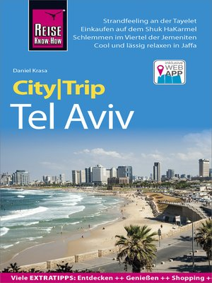 cover image of Reise Know-How CityTrip Tel Aviv