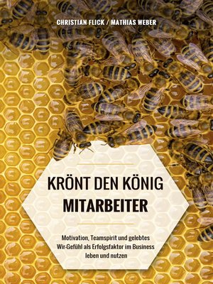 "cover image of Krönt den König ""Mitarbeiter"""