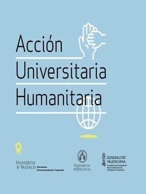 cover image of Acción Universitaria Humanitaria